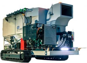 JMS-20-MDT Mobile Dust Collector