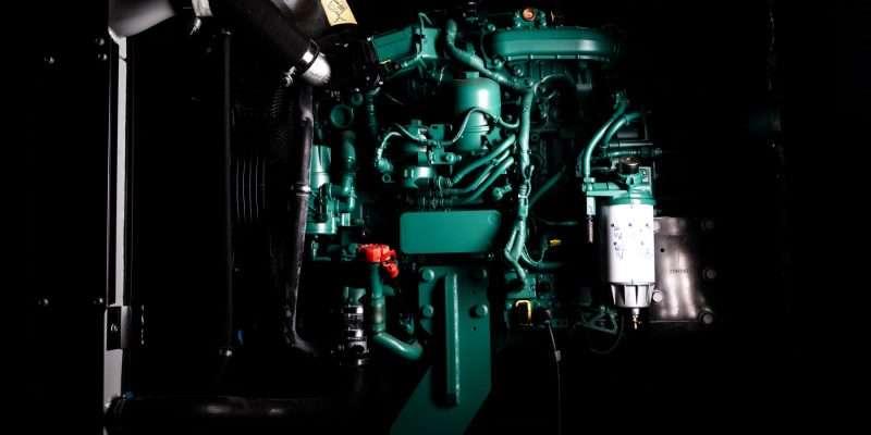 Volvo Penta T4 Engine
