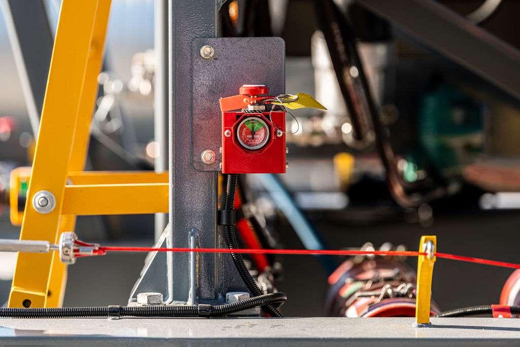 JMS-50-MDT - Fogmaker Fire Suppression System