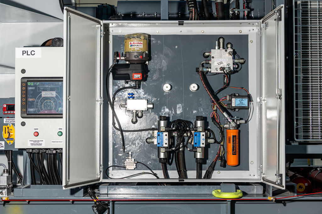 JMS-50-MDT - Automatic Greasing System