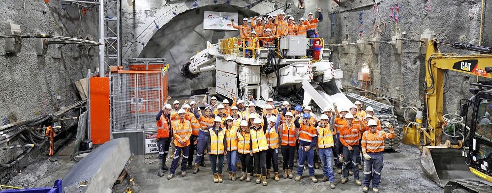 Melbourne Metro Tunnel Project
