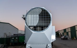 Air Intake JMS 10 Mobile Dust Collector