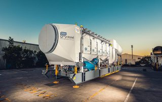 Air Intake JMS 50 MHS Mobile Hybrid System Dust Collector