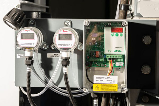 Differential and Static Pressure Gauges