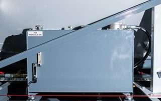 Fan Hydraulic Oil Tank JMS 30 Mobile Diesel Track Dust Collector