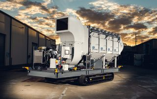 JMS 30 Mobile Dust Collector