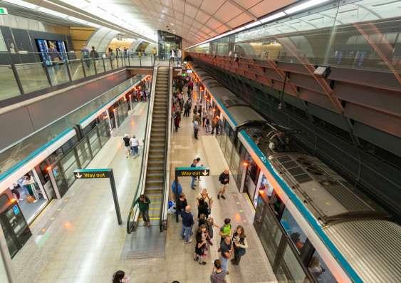 Sydney Metro Artist's Impression